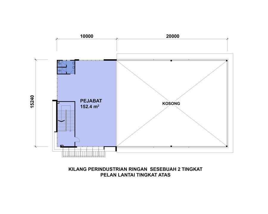 Taman Industri Impian Alma Bukit Mertajam_Detached_site-map_2